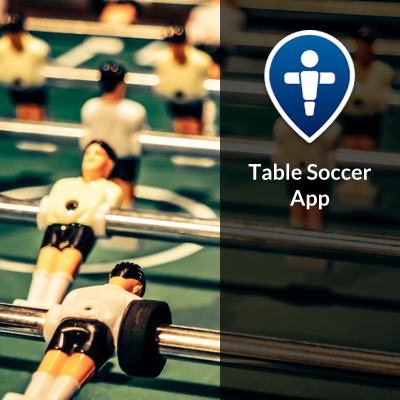 Table Soccer App