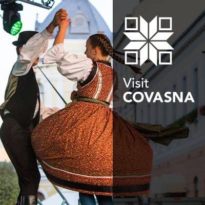Visit Covasna County App