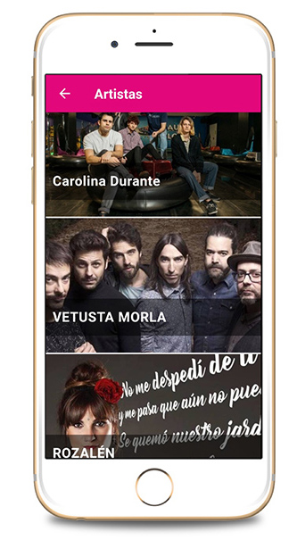 Eventya Festival App