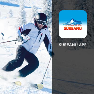 Sureanu Ski App