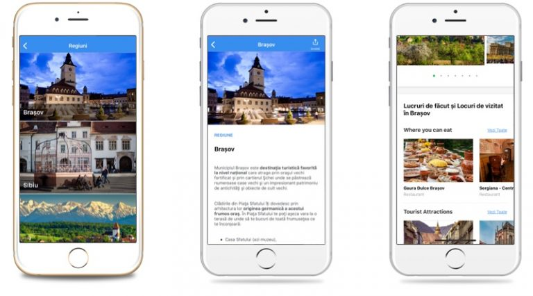 tourism mobile applications