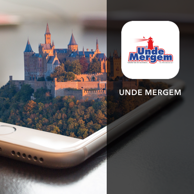 Unde Mergem - Tourism App