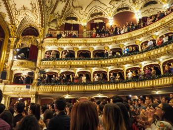 Theaters, Philharmonics