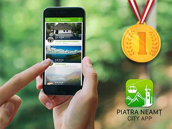 Piatra Neamț City App