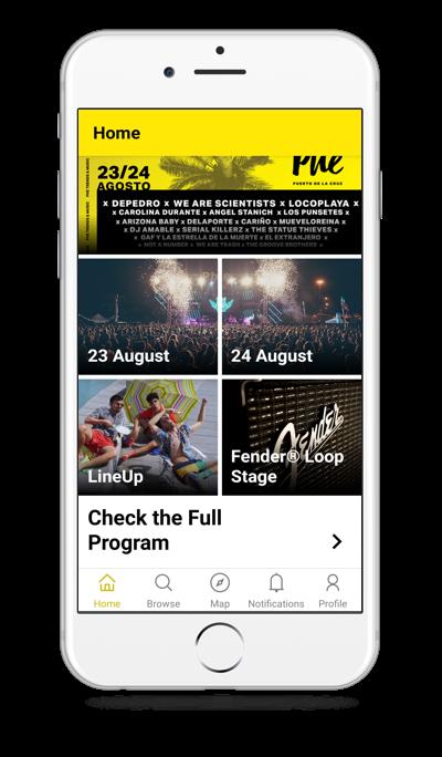 Eventya helps festival organisers build modern {Festival Apps & Website}