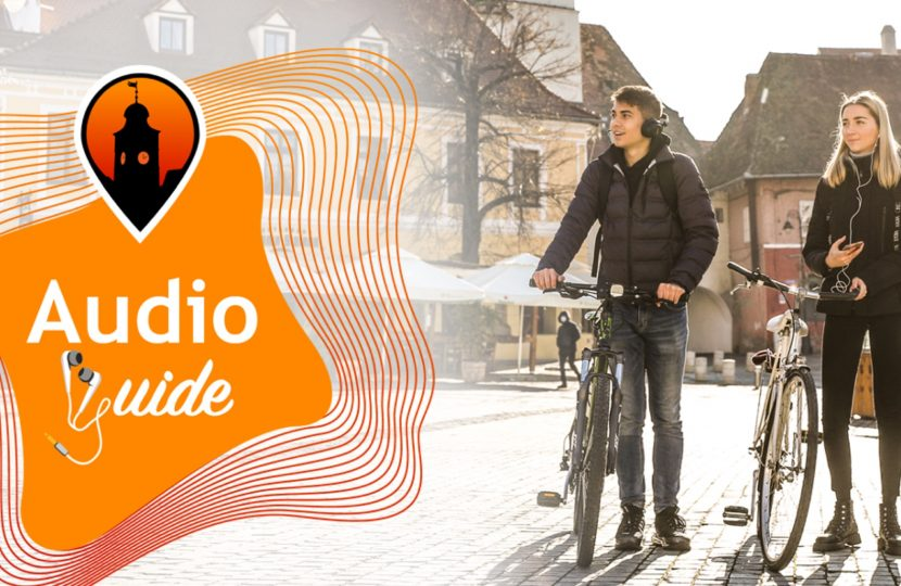 Sibiu City App – The Power of Audio Guides in travel apps